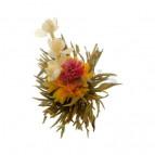 Kvetoucí čaj: Posvátné květy