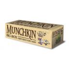 Munchkin 6: Ujeté jeskyně