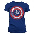 Tričko Captain America (dámské)