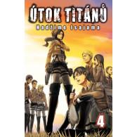 Útok titánů 4