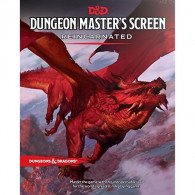 Dungeons and Dragons: Reincarnated DM Screen