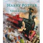 Harry Potter a Kámen mudrců (ilustrovaná)