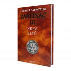 Zaklínač III - Krev elfů (vázaná)
