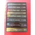 Zaklínač - komplet 8 knih (brožované)