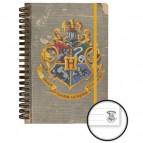 Zápisník Harry Potter - Bradavický erb