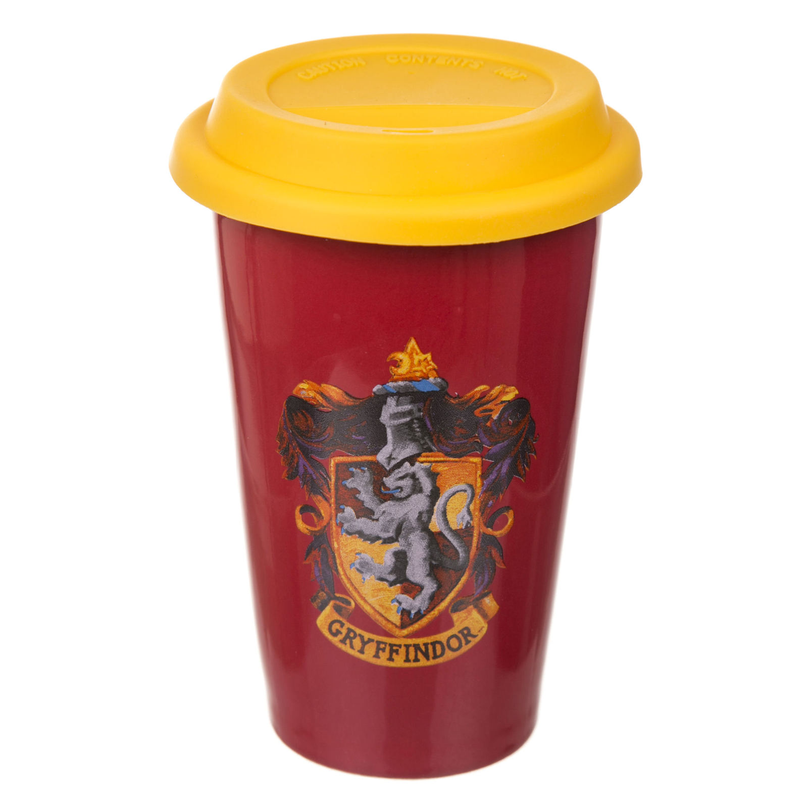 Cestovní hrnek Harry Potter - Nebelvír
