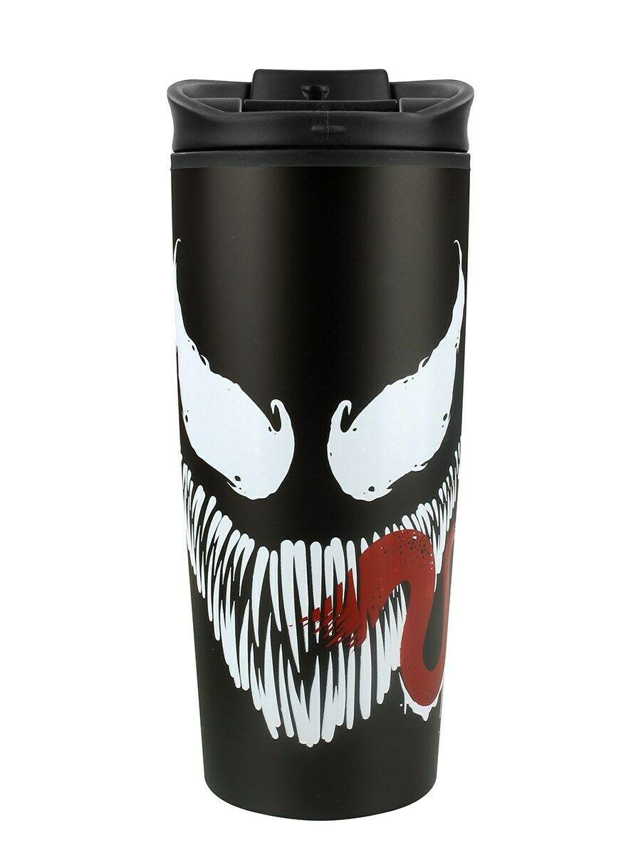Cestovní hrnek Venom Face