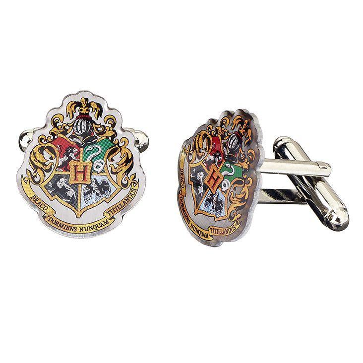 Manžetové knoflíky Harry Potter - Bradavice