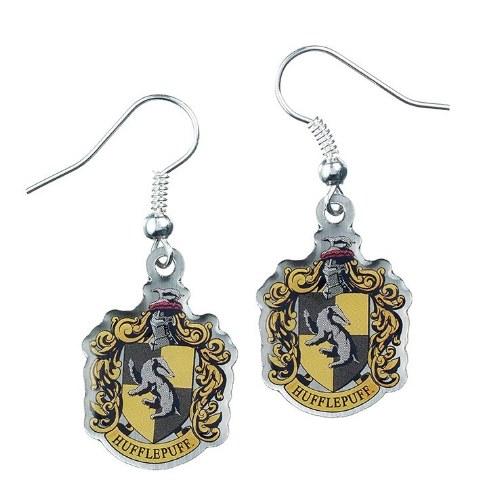 Náušnice Harry Potter - Mrzimor (stříbrná barva)