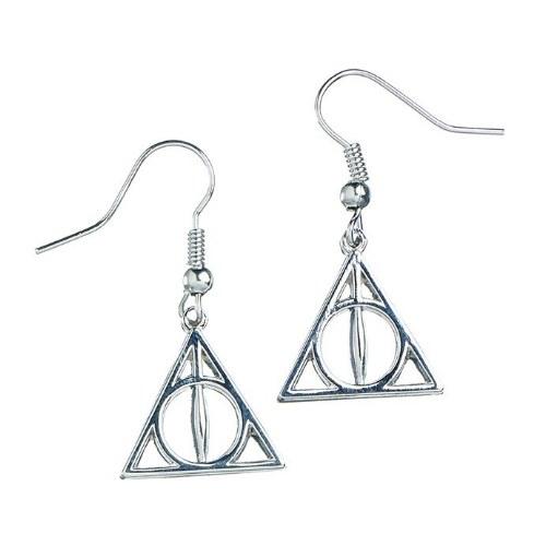 Náušnice Harry Potter - Relikvie smrti