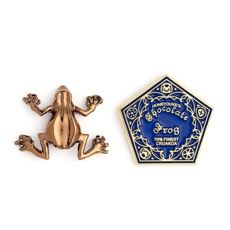 Odznak Harry Potter - Čokoládová žabka