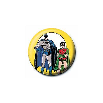 Placka Batman a Robin