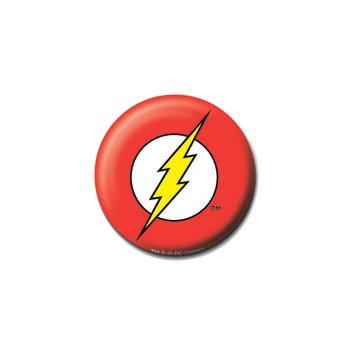 Placka DC Comics - Flash
