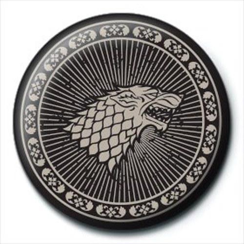 Placka Game of Thrones - Stark Sigil