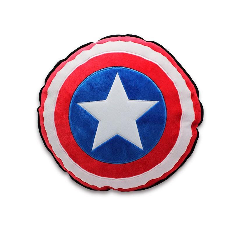 Polštář štít Kapitána Ameriky