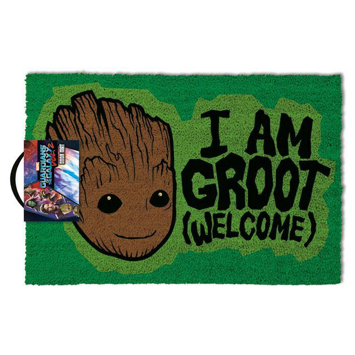 Rohožka Guardians of the Galaxy - I am Groot