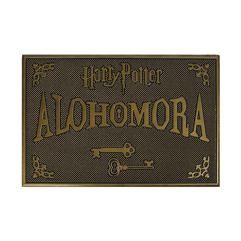 Rohožka Harry Potter - Alohomora, pryž
