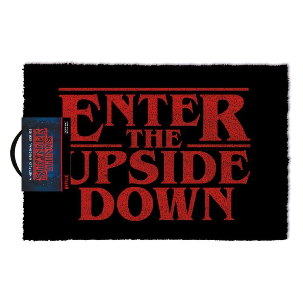 Rohožka Stranger Things - Enter the Upside Down