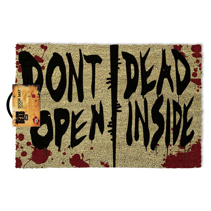 Rohožka The Walking Dead - Don t Open - Dead Inside