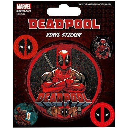 Vinylové samolepky Deadpool